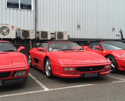 960 Ferrari