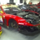 Ferrari 575 GTC returned to us for more work!