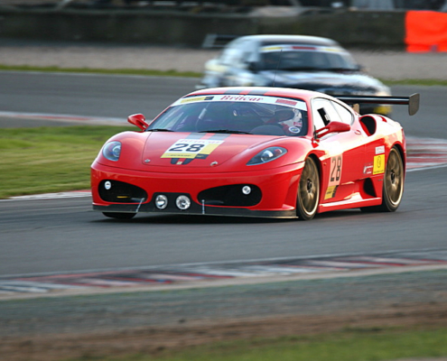 Donington night race 2