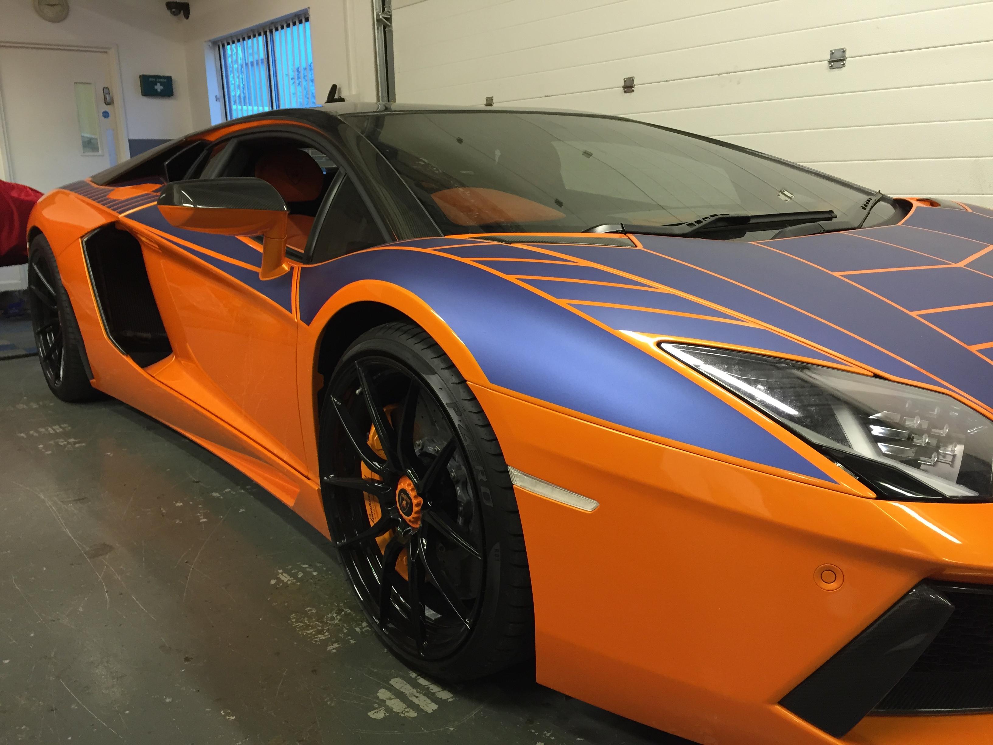 U0027The Buildu0027 Liberty Walk Lamborghini Aventador: Blog 1