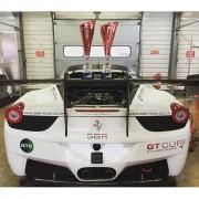 SBR Take GTC Class championship win