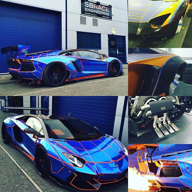 So.....just to avoid a few years of what seems to be confusion in the Supercar community. This is the FIRST Liberty Walk Aventador built in the UK built solely by us in March 2015, and indeed the first one built in Europe. Now for sale @rw_motorcompany #sbraceengineering #libertywalk #libertywalkkato #aventador #airride #armytrix #stancenation #fogiato #thefirst #lamborghini #specialist