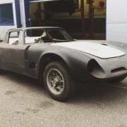 Bizzarrini 5300 GT Corsa Prototype