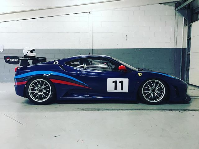 Good day testing at Silverstone. After our set up Day the customer drove 2 seconds faster than he ever has here at #silverstone. We've being doing this a long time .#sbraceengineering #setup #specialists #430 #430challenge #racing #knowledgeiskey