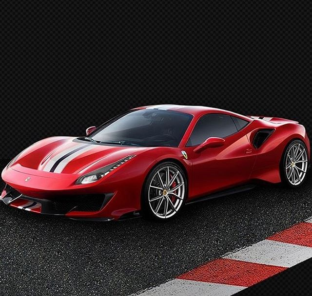 Ok, so we were feeling left out  The #488pista 🏼